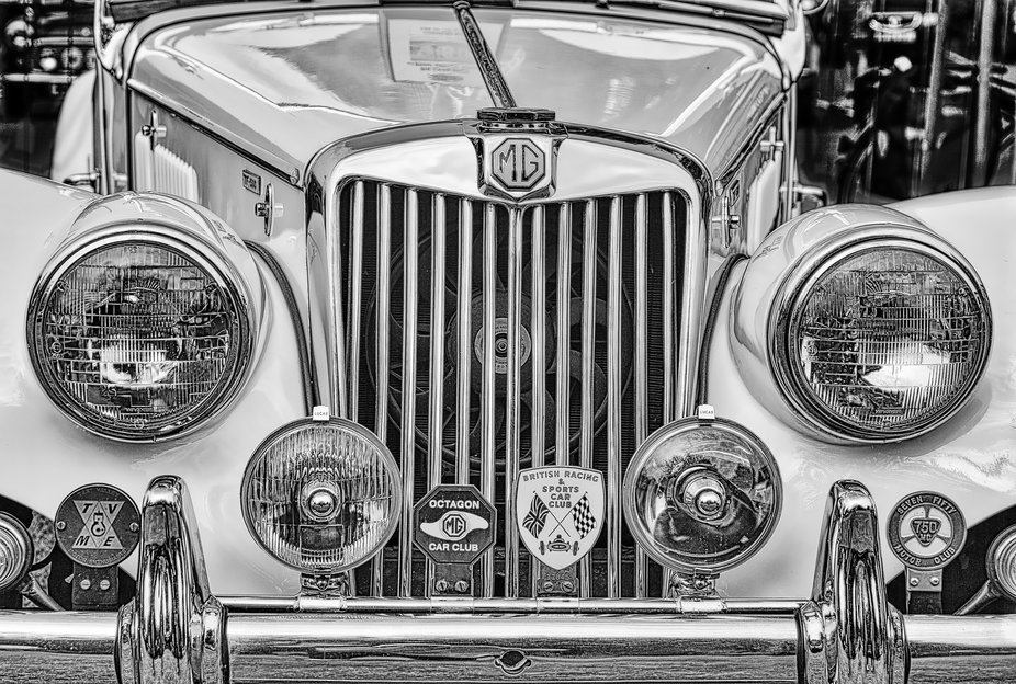 Classic cars are real works of art sometimes. I visited this show with my grandson and he couldn&...