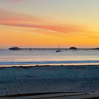 Incomparable Avila Beach along California's central coast!