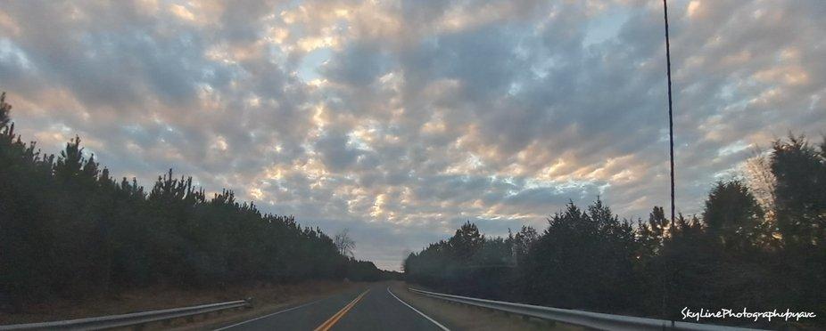 love that sky