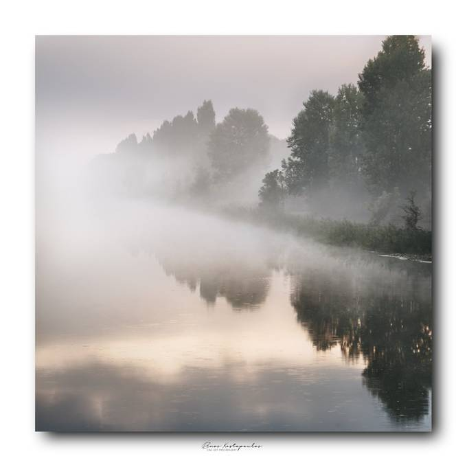 - good old fog -